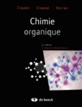 Jonathan Clayden et Nick Greeves - Chimie organique.