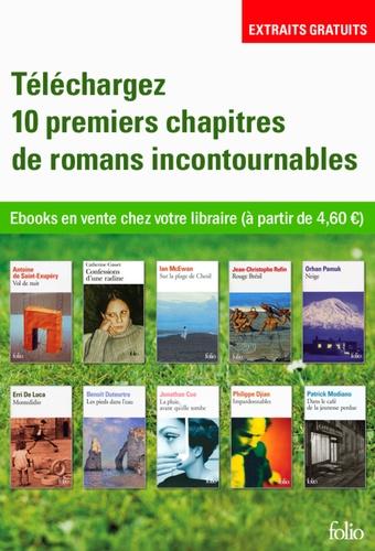 10 romans incontournables. Extraits