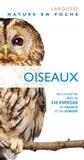 Jonathan Elphick et John Woodward - Oiseaux - Reconnaître près de 330 espèces en France et en Europe.