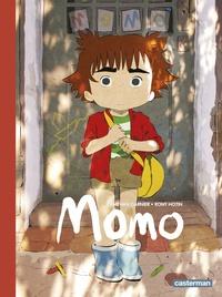 Jonathan Garnier et Rony Hotin - Momo Tome 1 : .