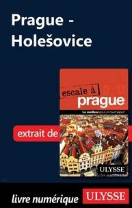 Jonathan Gaudet - Prague - Holesovice.