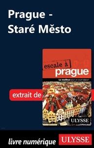 Jonathan Gaudet - Prague - Staré Mesto.