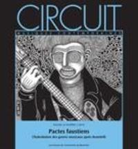 Jonathan Goldman et Martin Kaltenecker - Circuit. Vol. 24 No. 3,  2014 - Pactes faustiens : l'hybridation des genres musicaux après Romitelli.
