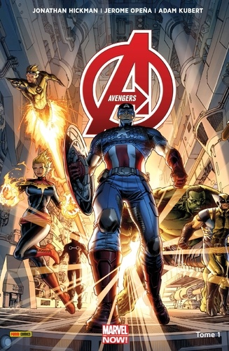 Avengers (2013) T01 - 9782809461695 - 9,99 €