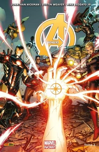 Avengers (2013) T02. Le dernier instant blanc