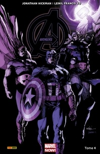 Jonathan Hickman et Leinil Francis Yu - Avengers (2013) T04 - Infinity.