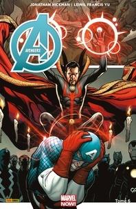 Jonathan Hickman et Leinil Francis Yu - Avengers (2013) T06 - Le dernier Avenger.