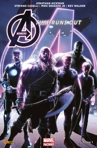 Jonathan Hickman et Mike Deodato Jr - Avengers Time Runs Out (2013) T01 - La cabale.