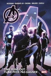 Jonathan Hickman - Avengers : Time runs out (2013) T01 - Tu ne peux pas gagner.