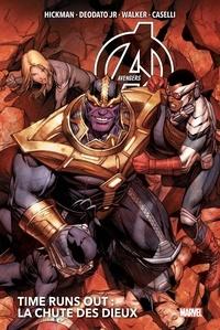 Jonathan Hickman et Mike Jr Deodato - Avengers Time Runs Out Tome 2 : La chute des dieux.