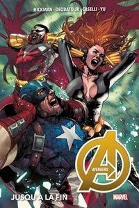Jonathan Hickman et Mike Jr Deodato - Avengers Tome 2 : Jusqu'à la fin.