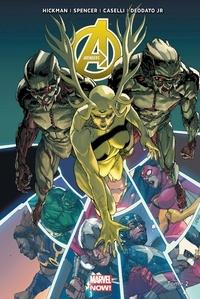 Jonathan Hickman et Nick Spencer - Avengers Tome 3 : Prélude à Infinity.