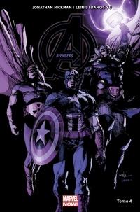 Jonathan Hickman et Leinil Francis Yu - Avengers Tome 4 : .