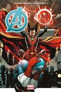 Jonathan Hickman et Leinil Francis Yu - Avengers Tome 6 : Le dernier Avenger.
