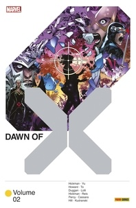 Jonathan Hickman et Gerry Duggan - Dawn of X Tome 2 : .