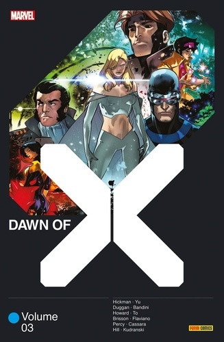 Dawn of X Tome 3