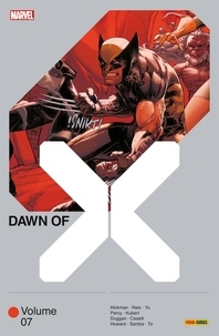 Jonathan Hickman et Leinil Francis Yu - Dawn of X Tome 7 : .