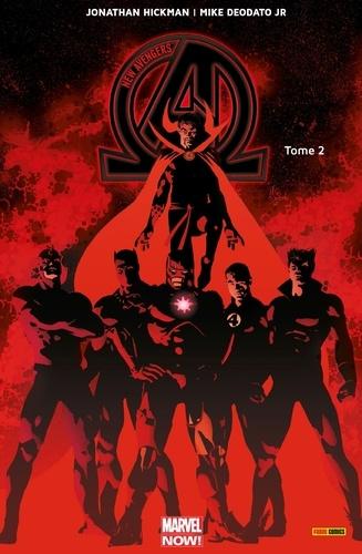 New Avengers (2013) T02 - 9782809461916 - 12,99 €
