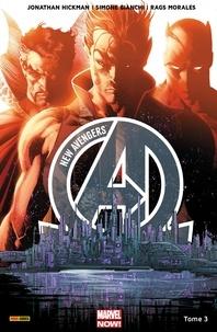 Jonathan Hickman - New Avengers (2013) T03 - D'autres mondes.