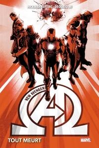 Jonathan Hickman et Steve Epting - New Avengers par Hickman Tome 1.