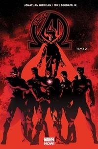 Jonathan Hickman et Mike Jr Deodato - New Avengers Tome 2 : Infinity.