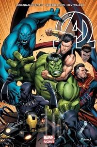 Jonathan Hickman et Valerio Schiti - New Avengers Tome 4 : Un monde parfait.