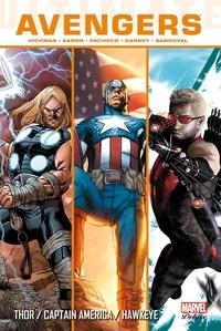 Jonathan Hickman et Jason Aaron - Ultimate Avengers Tome 4 : Thor / Captain America / Hawkeye.