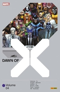 Jonathan Hickman et Leinil Francis Yu - X-Men : Dawn of X Tome 4 : .