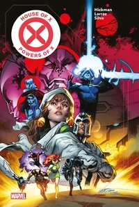 Jonathan Hickman - X-Men : House of X/Powers of X.
