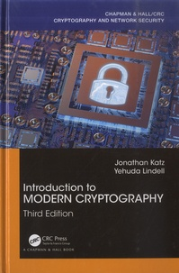 Jonathan Katz et Yehuda Lindell - Introduction to Modern Cryptography.