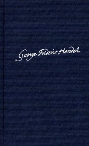 Jonathan Keates - Georg Friedrich Haendel.