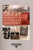 Jonathan King - Great Moments in Australian History.