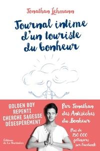 Livres scolaires pdf à télécharger gratuitement Journal intime d'un touriste du bonheur 9782732486857 par Jonathan Lehmann