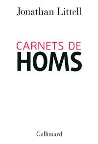 Jonathan Littell - Carnets de Homs (16 janvier-2 février 2012).