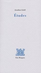 Jonathan Littell - Etudes.