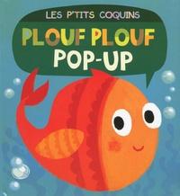Jonathan Litton et Kasia Nowowiejska - Plouf plouf pop-up.