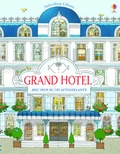 Jonathan Melmoth et Brendan Kearney - Grand hotel - Avec plus de 270 autocollants.