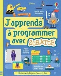 Jonathan Melmoth et Louie Stowell - J'apprends à programmer avec Scratch.