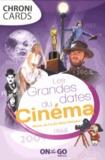 Jonathan Pailloncy - Les grandes dates du cinéma.