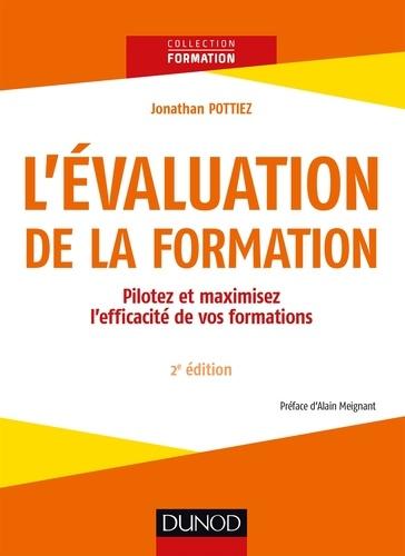 L'évaluation de la formation - Format ePub - 9782100771936 - 16,99 €