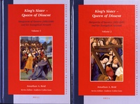 Jonathan Reid - King's Sister - Queen of Dissent - Marguerite of Navarre (1492-1549) and her Evangelical Network, 2 volumes.