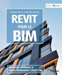 Jonathan Renou et Stevens Chemise - Revit pour le BIM.