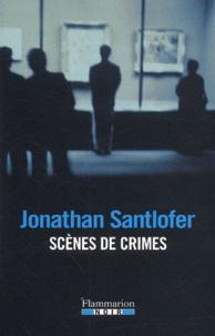 Jonathan Santlofer - .