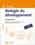 Jonathan Slack - Biologie du développement.
