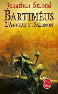 Jonathan Stroud - Bartiméus - L'Anneau de Salomon.
