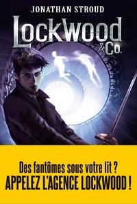 Jonathan Stroud - Lockwood & Co - tome 3 - Le garçon fantôme.