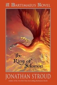 Jonathan Stroud - The Ring of Solomon.