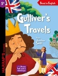 Jonathan Swift et Ewa Lambrechts - Gulliver's Travels.