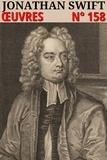 Jonathan Swift - Jonathan Swift - Oeuvres - N° 158 (Illustré).