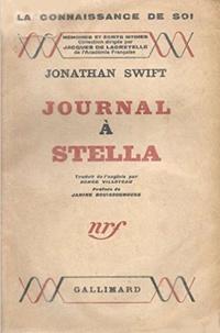 Jonathan Swift - Journal à Stella.
